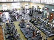 Look at the array of cardio equipment.  Take a look around your gym or ask someone for help.