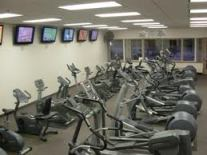 Don't let the equipment intimidate you.  I am so uncoordinated that when I get on the elliptical if takes me a few minutes to get my arms and legs in sync.  I bet it's amusing for those behind me!