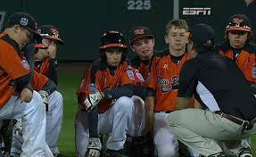 Coach Belisle and the Cumberland American team.  Good work boys!