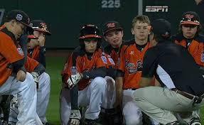 Coach Belisle and the Cumberland American team.  Good work boys!