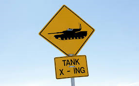 TankCrossing
