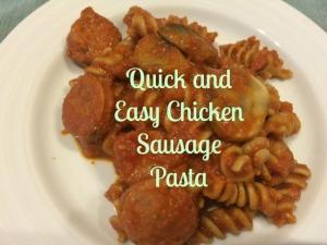 ChickenSausagePasta