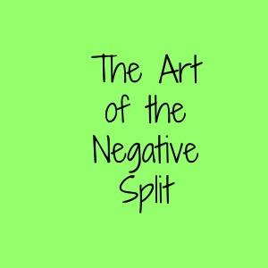 NegativeSplit